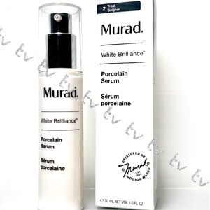 Murad White Brilliance Porcelain Serum NEW